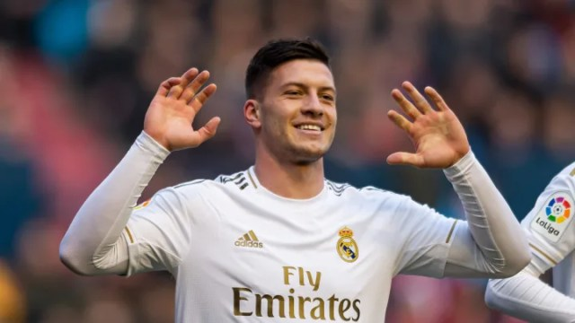 Assessing Where Luka Jovic Should Go This Summer