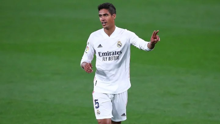 Real Madrid transfer news: Chelsea lead £60m Varane chase