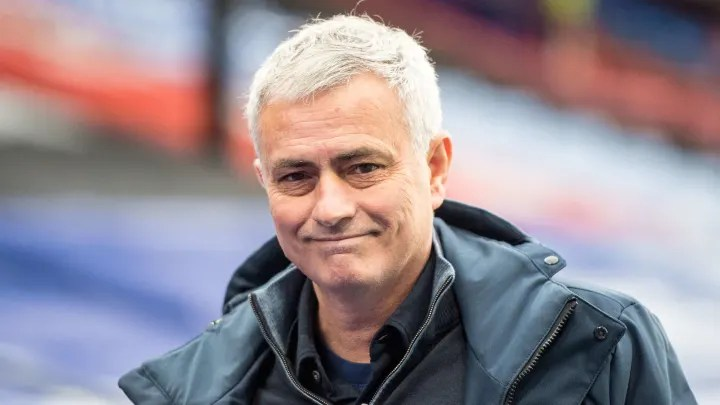 Jose Mourinho Continues Touchline Antics Debate in Classic Jose Style