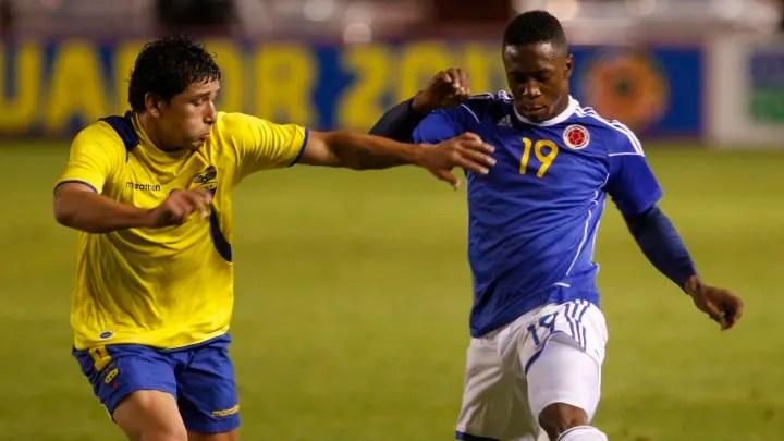 Ecuador v Colombia - South American U20 Championship