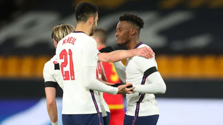 England Under-21s Extend Unbeaten Euros Qualification Record With Andorra Victory