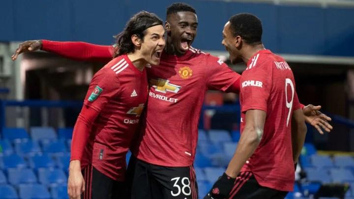 Everton v Manchester United - Carabao Cup Quarterfinals