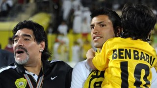 Pep Guardiola Admits 'Tough' Impact of Diego Maradona's Death on Sergio Aguero