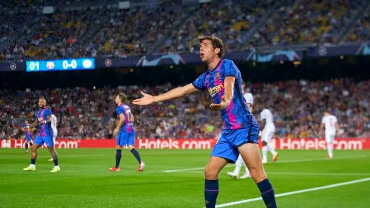 Gerard Pique regrets Barcelona fans' criticism of Sergi Roberto - Ruetir