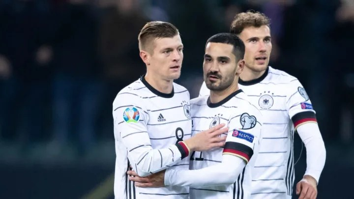 Road to EM 2020: What is Jogi Löw doing with Ilkay Gündogan? - Ruetir