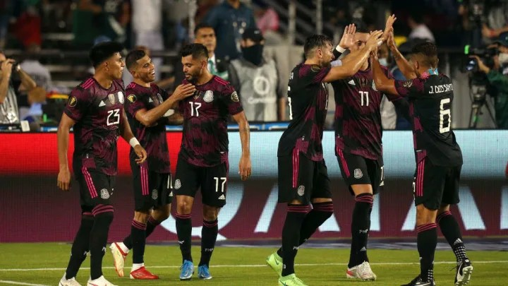 Guatemala v Mexico: Group A - 2021 CONCACAF Gold Cup