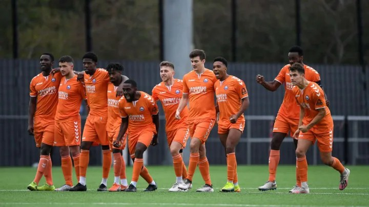 If you like orange, Braintree is the team for you