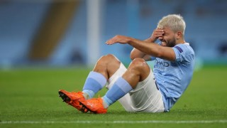 Pep Guardiola Confirms Sergio Aguero Injury With Man City Striker a Doubt for Liverpool Clash