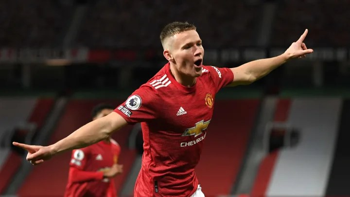 Player Ratings as Clinical Red Devils Run Riot