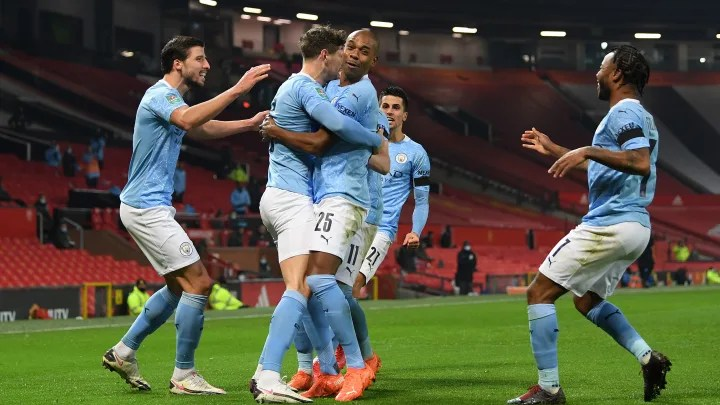 Manchester City turn in second complete performance in space of four days