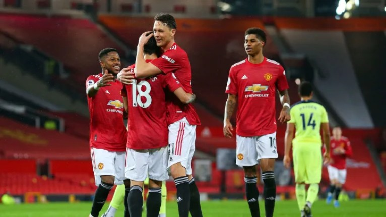 Manchester United 3-1 Newcastle: Player ratings as Red Devils pick up  comfortable win