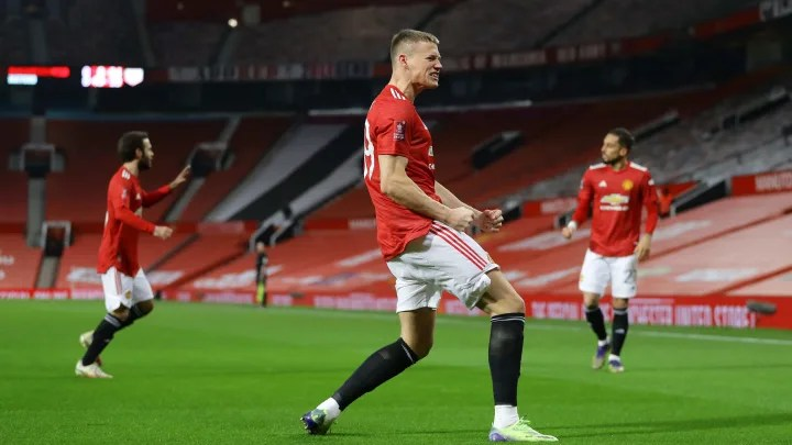 Player ratings as Red Devils labour into FA Cup fourth round