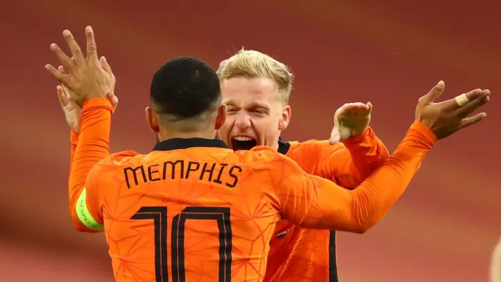 Player Ratings as Donny van de Beek Strike Earns Dutch Draw