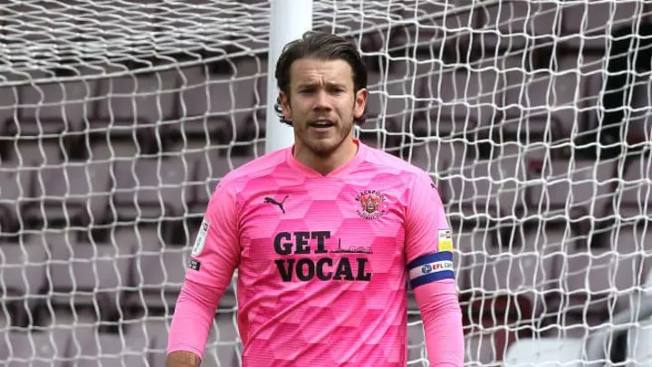 Chris Maxwell will be key to Blackpool's survival hopes
