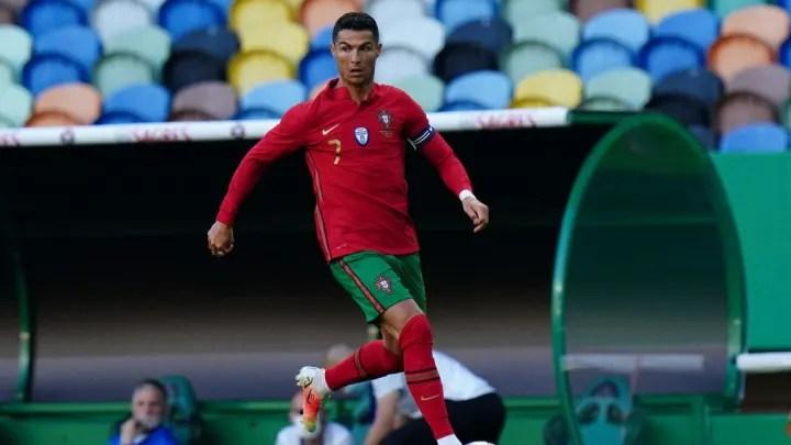 Portugal vs Israel - Persahabatan Internasional