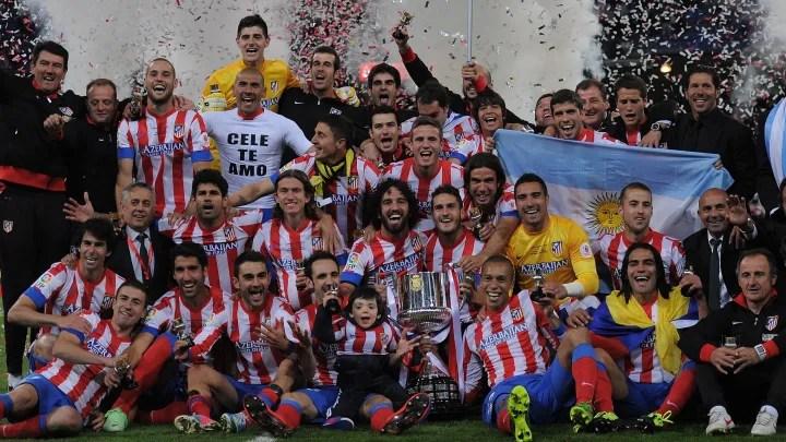 Real Madrid CF v Club Atlético de Madrid - Final de Copa del Rey