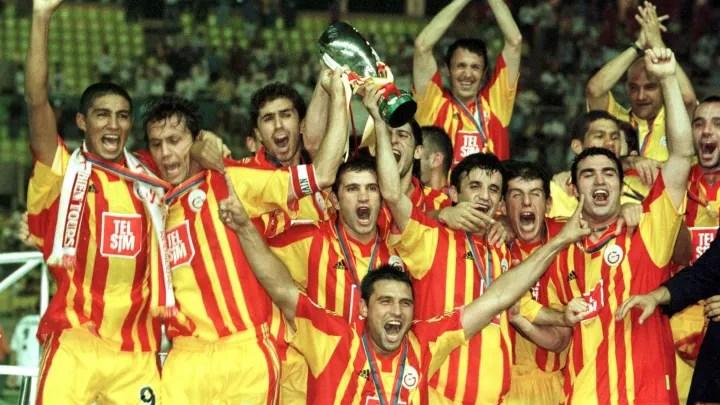 Real v Galatasaray