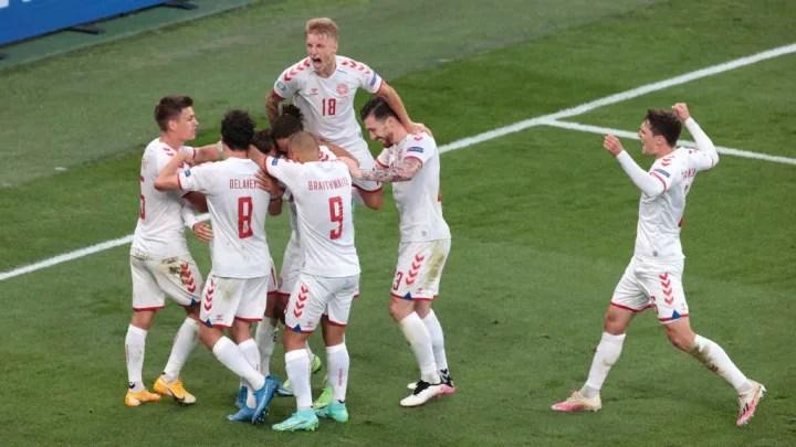 Russia v Denmark UEFA Euro 2020 Group B b14b0469c01f14db336ac64e98e255c6