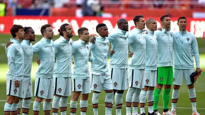 Portugal predicted lineup vs France