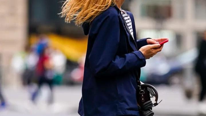 Street Style In Paris - July 2020