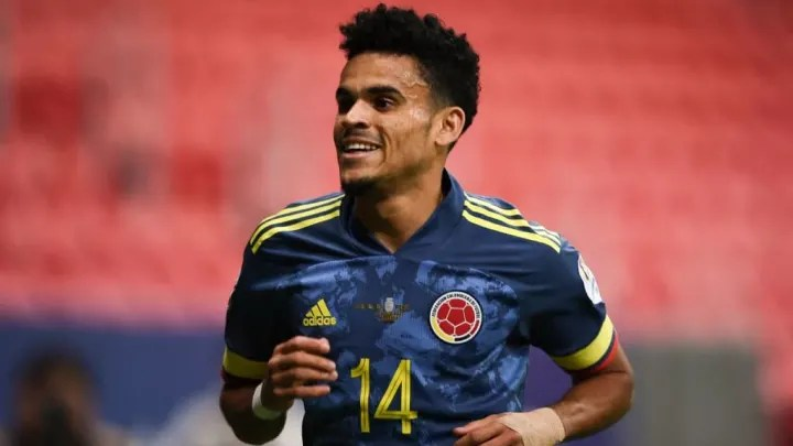After a superlative Copa América, Luis Díaz arrives as the great star of the Colombian National Team to the qualifying rounds