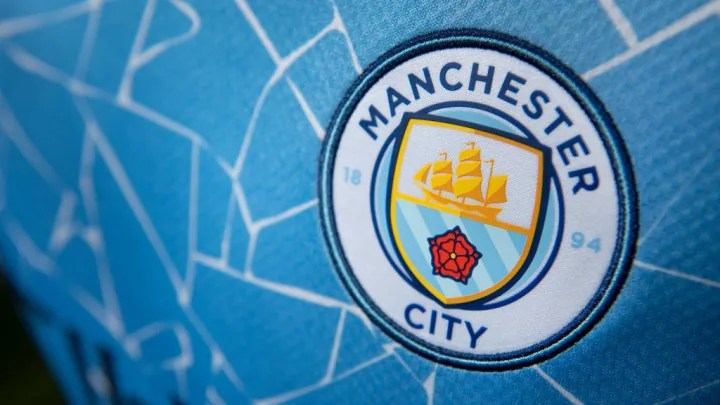 The Manchester City Home Shirt