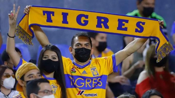 Tigres UANL v Monterrey - Tournament Guard1anes 2021 Liga MX