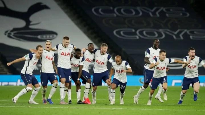 Tottenham Hotspur v Chelsea - Cuarta ronda de la Copa Carabao
