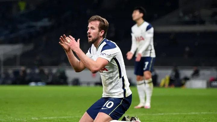 Player ratings as Spurs labour to yet another draw