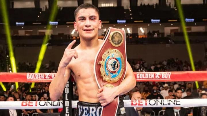 Vergil Ortiz Jr. es una de las joyas más preciadas del boxeo mundial de la empresa Golden Boy Promotions de Óscar de La Hoya
