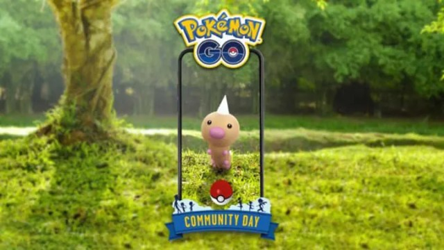 Get ready for Weedle Community Day in Pokémon GO!