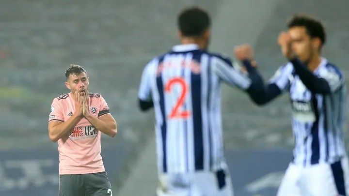 West Brom Battle to Victory Over Sheffield United