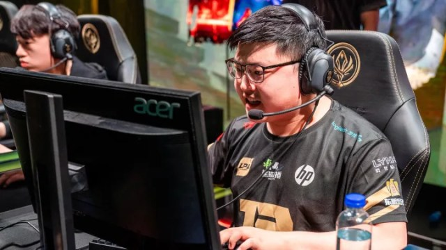 Uzi retired from League of Legends.