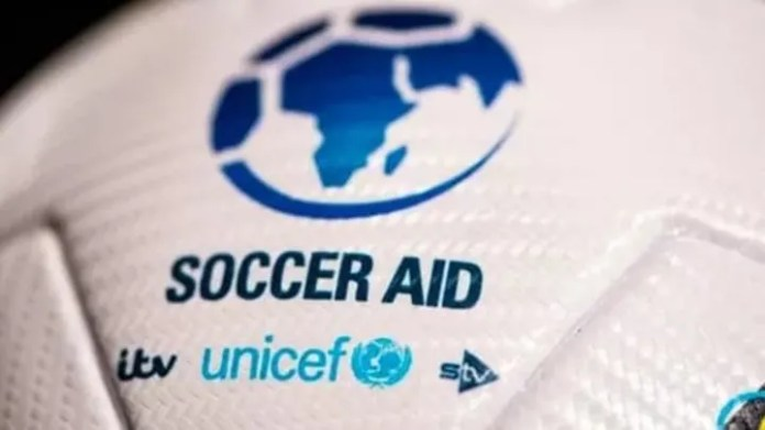 Soccer Aid 2020 was contested at Old Trafford