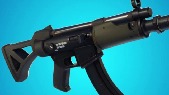 Upgrading weapons were introduced in Fortnite after a similar system was unveiled in Warzone.