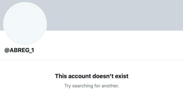 Houston Astros third baseman Alex Bregman's Twitter account was suddenly deleted.