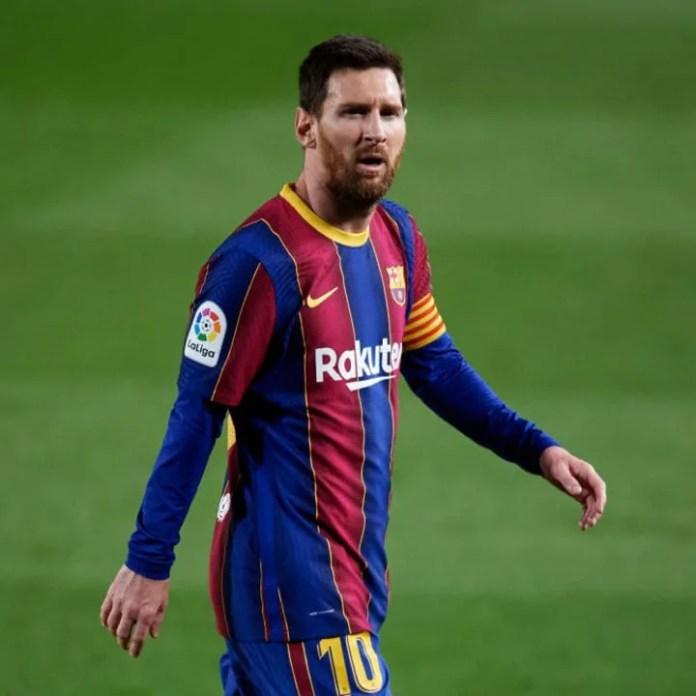 Messi dukej i irrituar kundër Elche