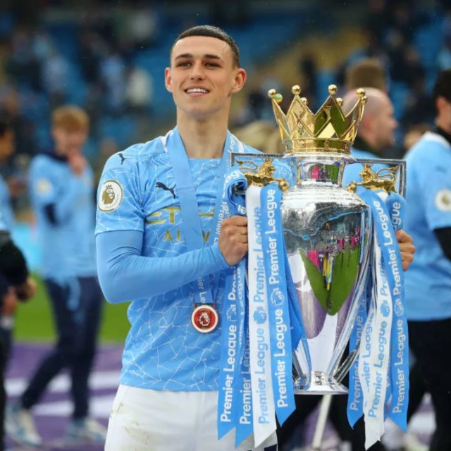 Phil Foden has been superb this season