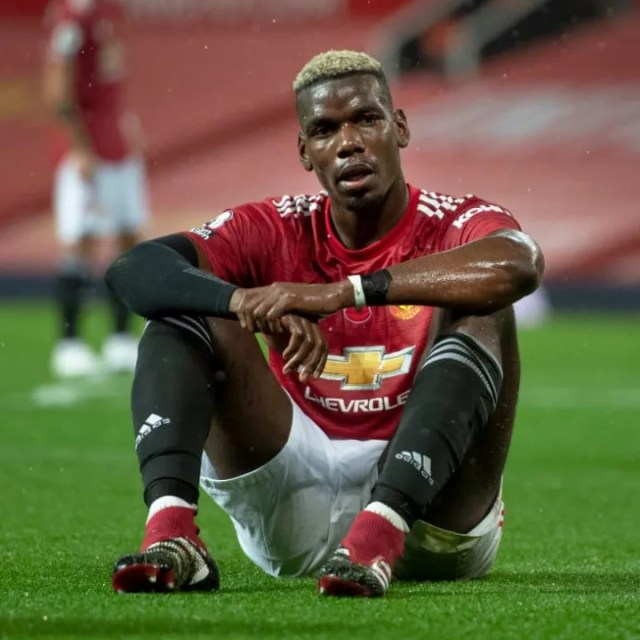 Mino Raiola Claims Paul Pogba Is 'Unhappy' at Man Utd & Wants to Leave