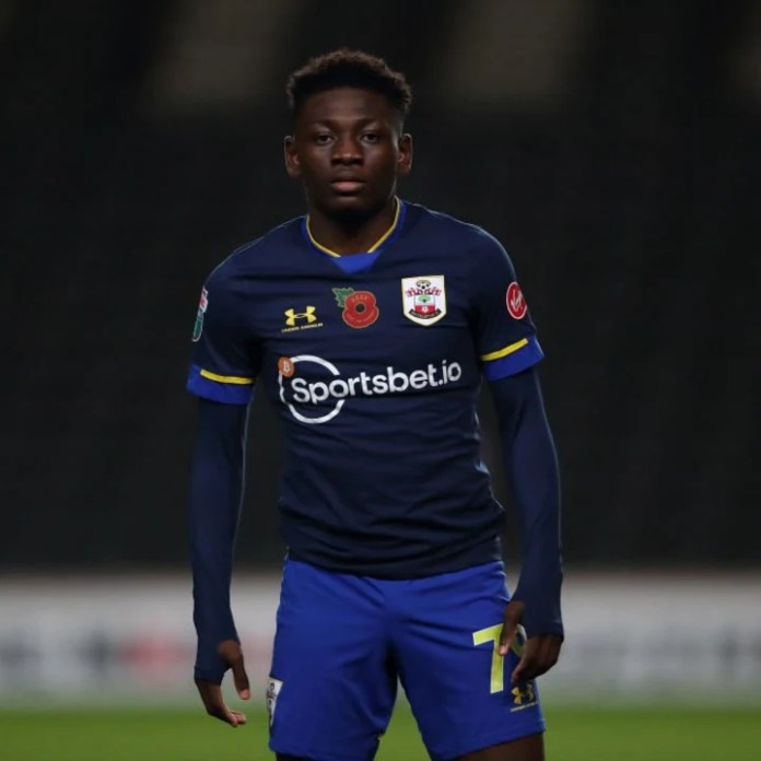 Greva mbresëlënëse e Olaigbe hapi rezultatin