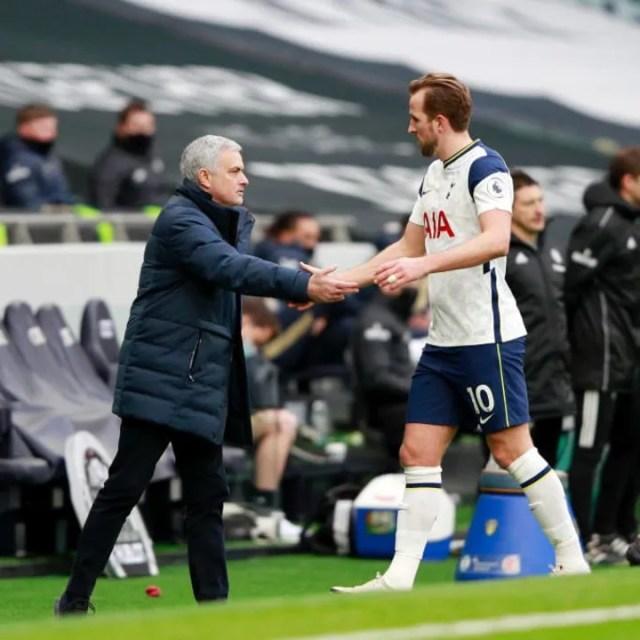 Jose Mourinho, Harry Kane
