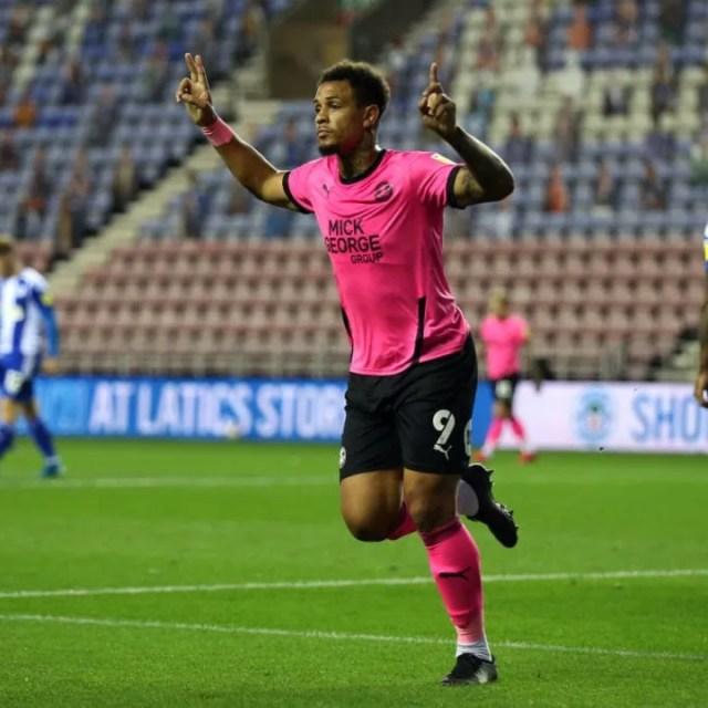 Jonson Clarke-Harris scored for fun last season