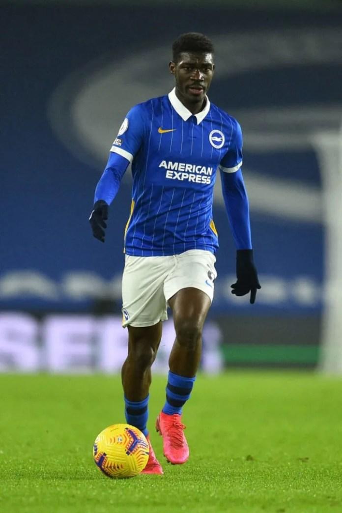 Yves Bissouma ka tërhequr shumë vëmendje me performancat e tij për Brighton këtë sezon