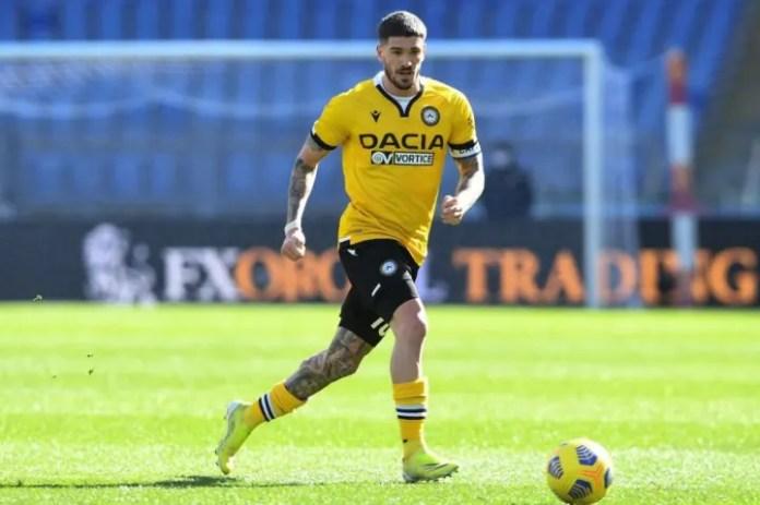 De Paul ka qenë në Udinese që nga viti 2016