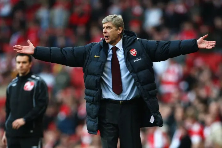 Wenger left Arsenal in 2018