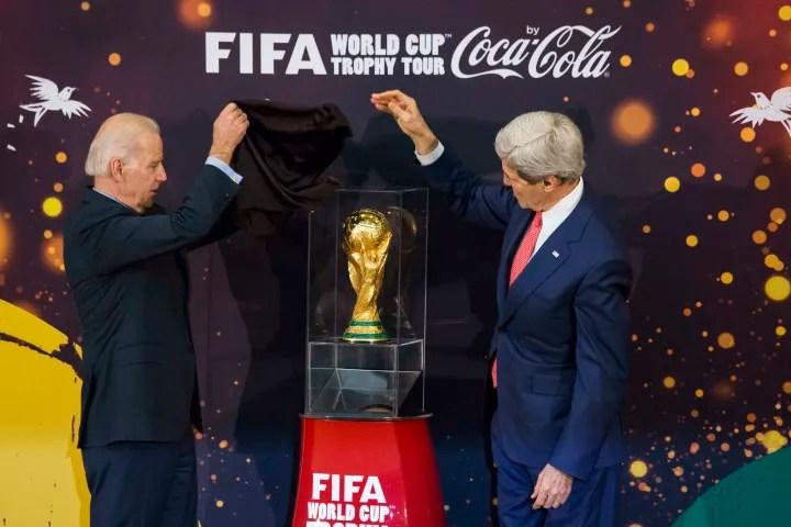'No hay nada como la Copa del Mundo' - Biden