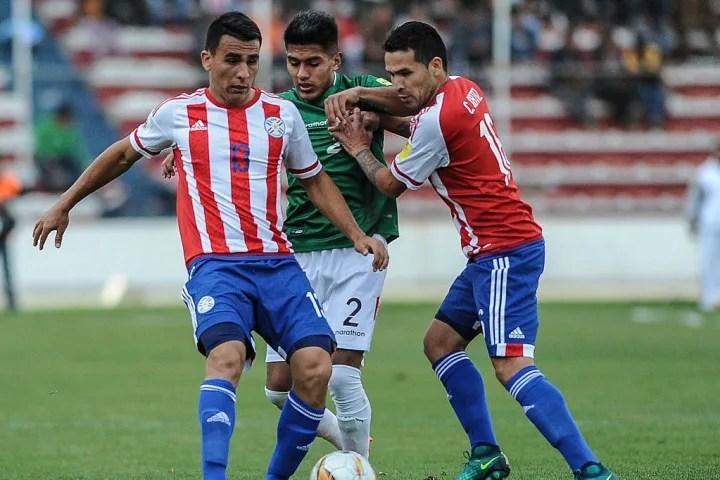 Erwin Saavedra, Junior Alonzo, Celso Ortiz