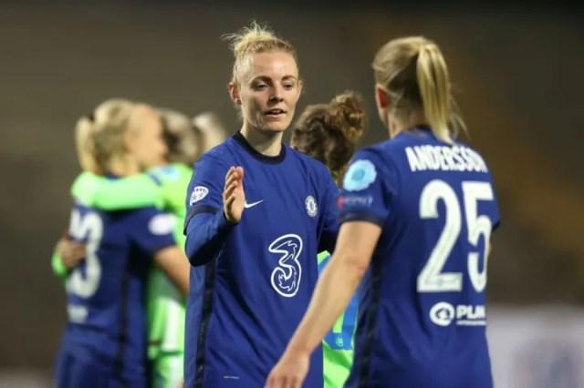 Sophie Ingle, Jonna Andersson