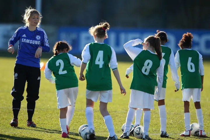Chelsea Ladies Coaching Q and A