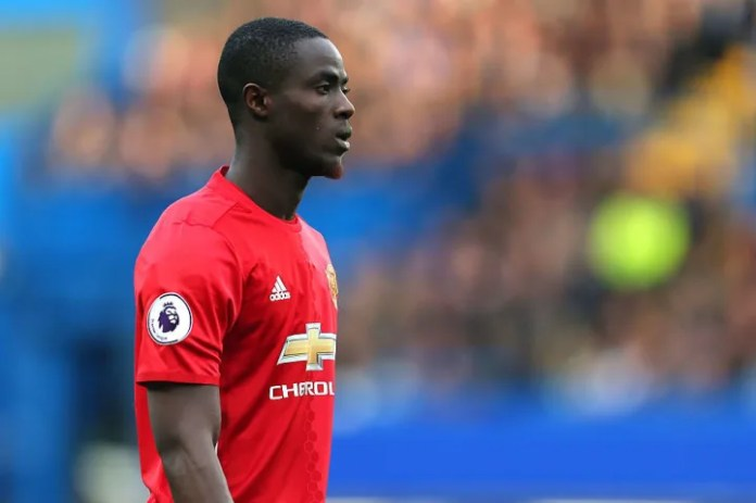 Bailly was Jose Mourinho's first signing as Manchester United manager